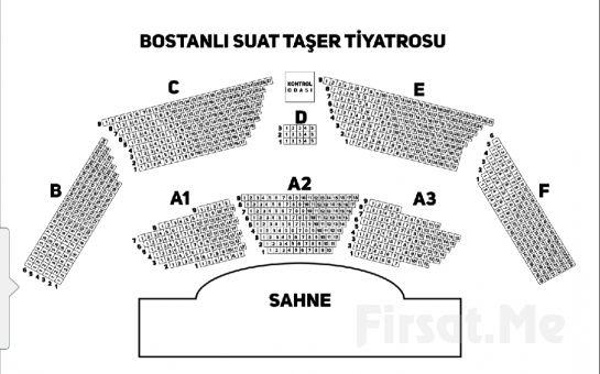 4. Karşıyaka Tiyatro Festivali Kapsamında Nilgün Belgün'le 'Aşk ve Komedi' Tek Kişilik Müzikli Danslı Gösteri Bileti
