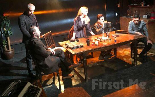 Vicdan Muhasebesi Üzerine 'Şirket' Tiyatro Oyunu Bileti