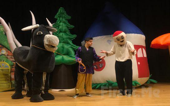 Milli Masal Kahramanı 'Keloğlan ve Eşeği' Çocuk Tiyatro Oyunu Bileti