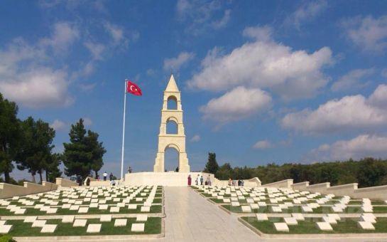 Turdayım.com'dan 18 Mart Özel Çanakkale Şehitlerimizi Anma Turu