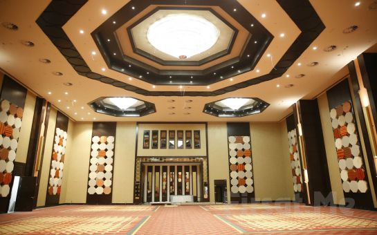 The Green Park Hotel Gaziantep'te Kahvaltı Dahil 2 Kişilik Konaklama Keyfi