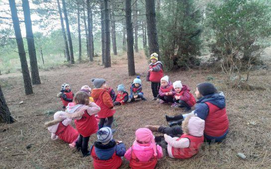 34 Orman Park Maltepe'de Doğada Kamp, Kahvaltı, Survivor ve Atölye Etkinlik Paketleri