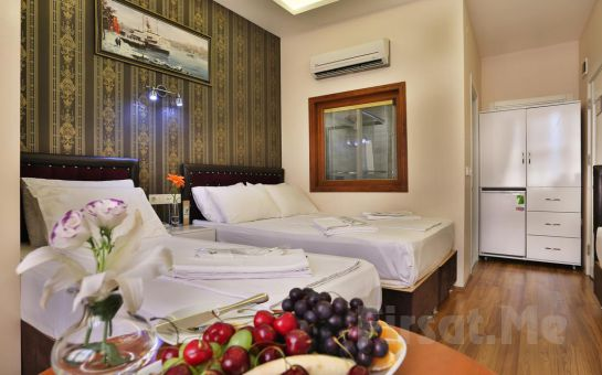 GH Taksim Hotel'te Konaklama Seçenekleri