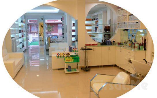 Çankaya Tigi Creative Academy'den %100 Bitkisel Nunaat Keratin Ürünler İle Yapılan Brezilya Fönü!