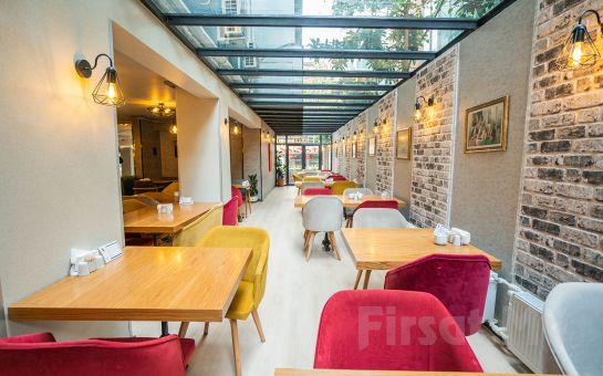 Bloom Hotel Ankara'da Kahvaltı Dahil Konaklama Seçenekleri