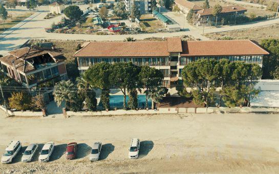 Oskar Termal Hotel Pamukkale'de 2 Kişilik Konaklama Seçenekleri