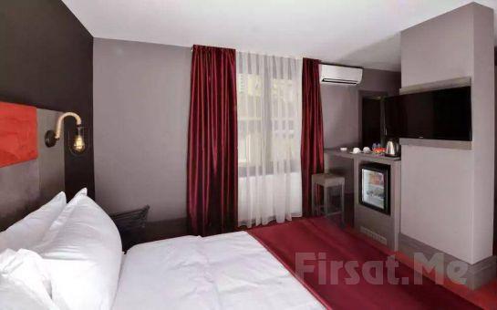 A11 Hotel Kadıköy'de Kahvaltı Dahil 2 kişilik Konaklama Seçenekleri