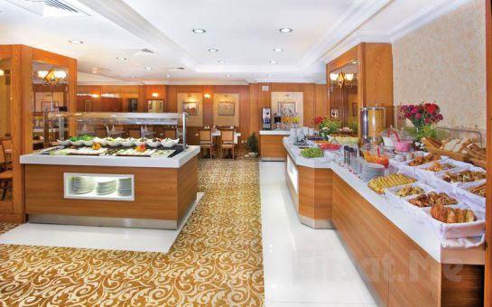 Grand Hilarium Hotel Yenikapı'da Kahvaltı Dahil 2 kişilik Konaklama Keyfi