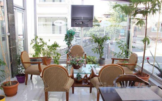 Anka Premium Otel Maltepe'de Kahvaltı Dahil 2 Kişilik Konaklama