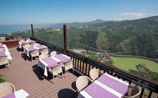 Sera Lake Resort Hotel Akçaabat'ta Kahvaltı Dahil 2 Kişilik Konaklama Keyfi