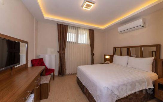 Ağva Palas Hotel'de 2 Kişilik Konaklama Seçenekleri