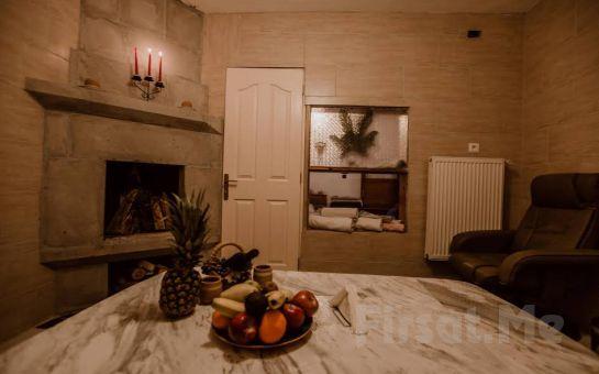 Alexander Cave House Kapadokya'da 2 Kişilik Konaklama Seçenekleri