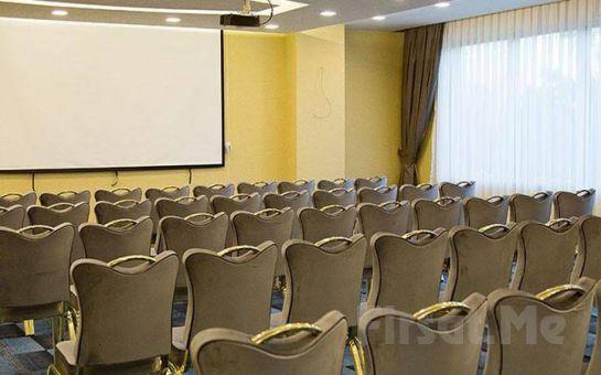 Carmine Hotel Kırıkkale'de Kahvaltı Dahil 2 kişilik Konaklama