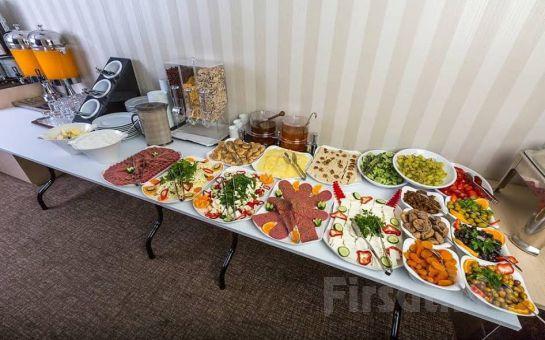 Molton Monapart Mecidiyeköy'de Kahvaltı Dahil 2 Kişilik Konaklama Keyfi