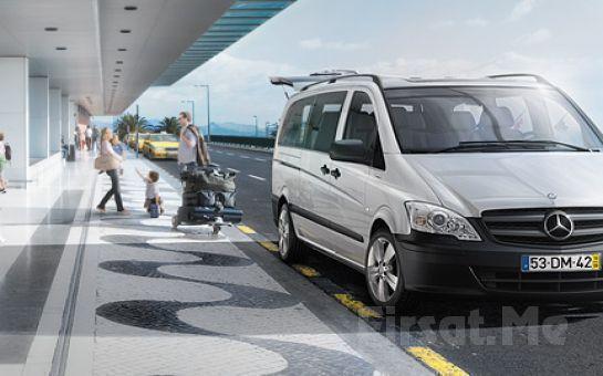 Misafirleriniz Yolda Kalmasın Biz Karşılayalım More And More'dan 2013 Model Mercedes Vito Araç ile Havaalanı Transfer Hizmeti