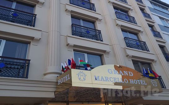 Laleli Grand Marcello Hotel'de Aile Konaklama Paketleri