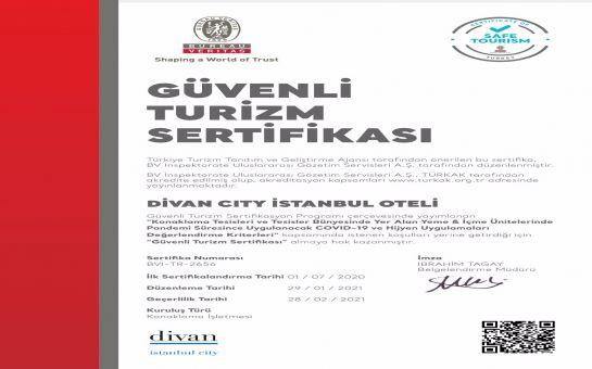Divan İstanbul City Hotel'de 2 Kişilik Konaklama ve İftar Seçenekleri