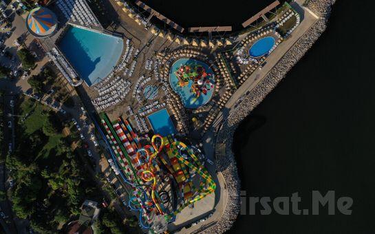 Tuzla Marina Aquapark Waterland'de Gün Boyu Sınırsız Eğlence