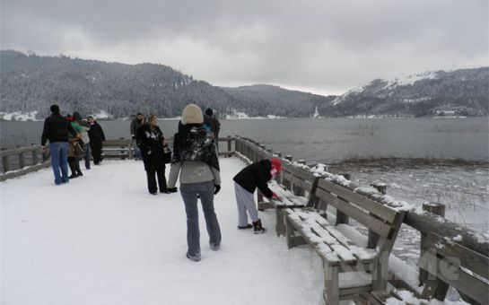 WTATİL'dan Günübirlik Cennet Göl, Abant Doğa Turu + Barbekü Keyfi! (Ek Ücret Yok!)