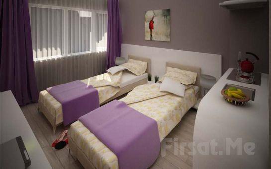 WTATİL'den Tabiat Harikası PAMUKKALE'de 1 Gece 2 Gün Yarım Pansiyon PAMUKKALE TRAVERTEN HOTEL Konaklamalı Pamukkale Gezisi!