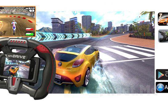 Akıllı Telefonunuzla Muhteşem Sürüş Deneyimini Yaşamaya Hazır Olun Digital Direksiyon Oyun Konsol Fırsatı