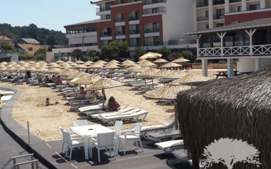 Kerpe Gaia Beach Hotel'de 2 Kişilik Yarım Pansiyon Konaklama Ve Özel Plaj Kullanım Seçenekleri