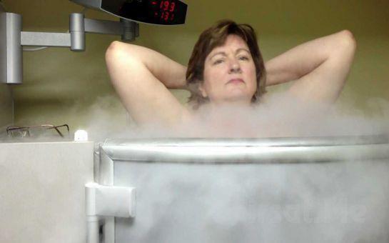 Çayyolu Be Good Esthetick'ten Cryo Kabin İle Efor Sarfetmeden Diyet Yapmadan Sadece 2 Dakikada 700 Kalori Zayıflama Fırsat!