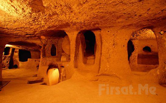 Tournetur'dan 1 Gece Konaklamalı Kapadokya Turu