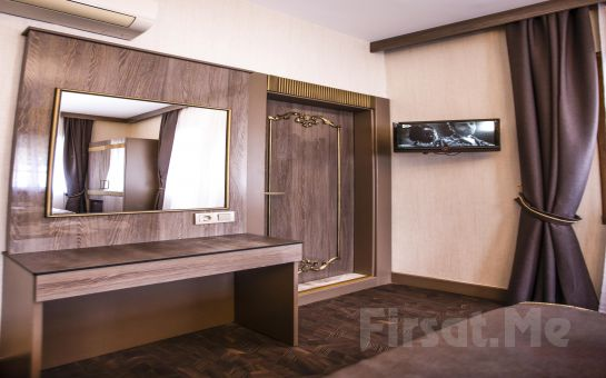 Dara Hotel Old City Sultanahmet'te Deniz Manzaralı Odalarda Konaklama Seçenekleri