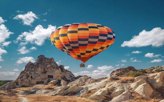 1 Saatlik Kapadokya Balon Turunu 850 TL Yerine 549 TL'ye Almanızı Sağlayacak İndirim Kuponu