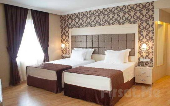 Elite Hotel Küçükyalı'da 2 kişilik Konaklama Seçenekleri