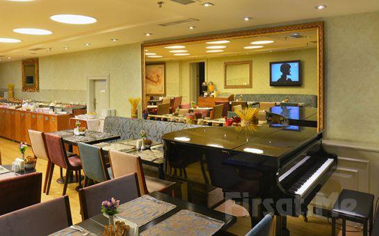 Beyoğlu Pera Tulip Hotel'de 2 Kişilik Konaklama Seçenekleri