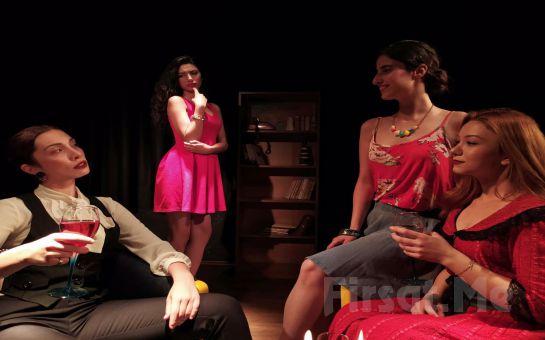 Trajikomik Karantinaya Hikayesi 'Korontina' Tiyatro Oyunu Bileti