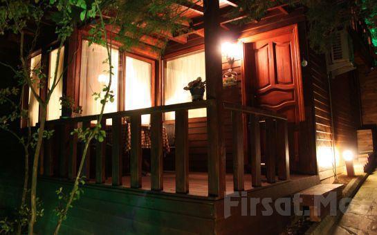 Ağva Villa Pine Garden Otel'de 2 Kişi 1 Gece Jakuzili Deluxe Odalarda Konaklama + Kahvaltı Fırsatı!