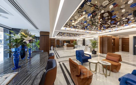 Vital Hotel Fulya'da Kahvaltı ve Spa Kullanımı Dahil Çift Kişilik Konaklama