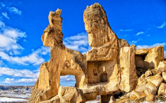 Tournetur'dan 29 Ekim Özel 1 ve 2 Gece Konaklamalı Kapadokya Turu