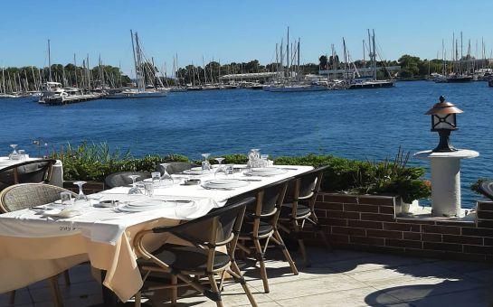 Kalamış ve Kanlıca Paysage Restaurant'ta Eşsiz Deniz Manzarası Eşliğinde Serpme Kahvaltı Keyfi