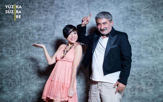 Tuna Orhan, Şebnem Özinal ve Aydilge ile Eğlence Dolu 'Yüzsüz Kabare' Tiyatro Bileti