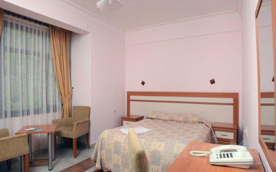 Sağlığınız İçin Kızılcahamam Akasya Termal Otel'de 4 Kişilik Odalarda 1 Gece Konaklama, Termal Tesis, Fitness Fırsatı