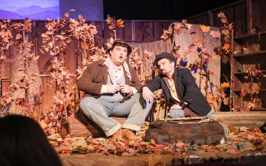 Steınbeck'in Ünlü Romanından Uyarlanan 'Fareler ve İnsanlar' Tiyatro Oyunu Bileti