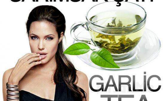Garlic Tea Sarımsak Çayı İle Aç Kalmadan Düşlediğiniz Kiloya Ulaşmak Artık Çok Kolay!