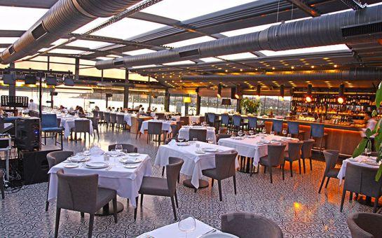 """Wyndham Grand Istanbul Kalamış Marina Hotel'de 2 Kişilik Konaklama Spa Kullanımı ve Akşam Yemeği Seçenekleriyle """"Kalamışta Hayat Başka' Paketleri"""