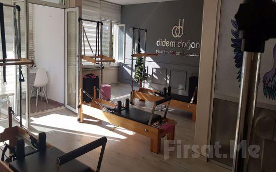 Bağdat Caddesi Didem Doğan Pilates ve Güzellik'ten Aletli Pilates, Magic Slim ve G5 Uygulamaları