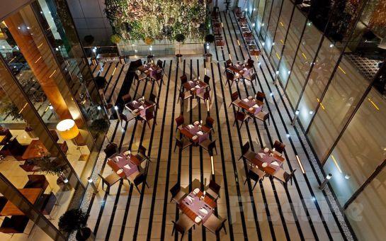 Crowne Plaza İstanbul Harbiye Hotel'de 2 Kişi 1 Gece Kahvaltı Dahil Konaklama Seçenekleri