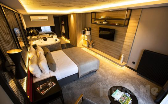 Cityloft 64 Hotel Ataşehir'de Ev Konforunda Konaklama Keyfi