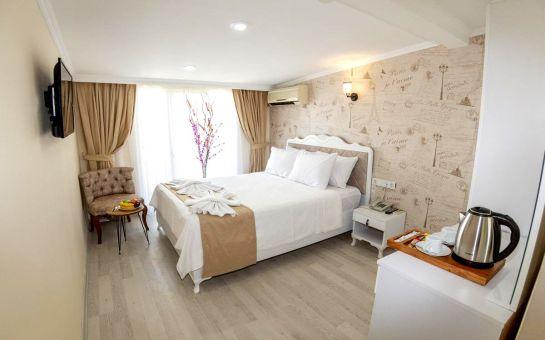 Beyazıt Van Der Valk İstanbul Hotel'de 2 Kişilik Kahvaltı Hariç Konaklama Seçenekleri