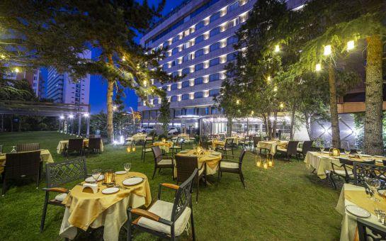 5 Yıldızlı Altınel Hotel Ankara'da 2 Kişilik Konaklama Seçenekleri