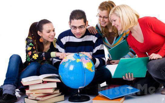 Bir Dil Farkınız Olsun! Ctcampus Time'den, Özel Eğitmenler Eşliğinde Konuşma Ağırlıklı 1 Kur 6 Ay İngilizce Eğitimi!