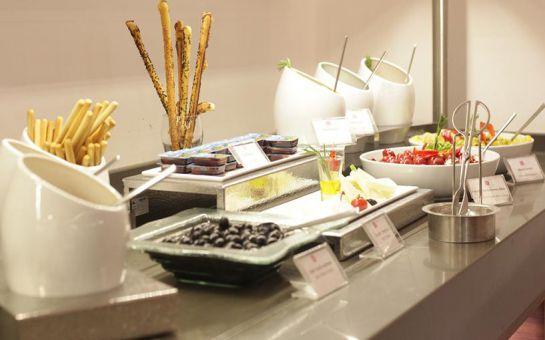 Hilton Garden Inn Ankara Gimat'ta 2 Kişilik Konaklama