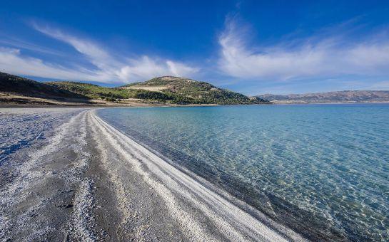 Tatilmod'dan 1 Gece Konaklamalı Lavanta Tarlaları, Salda Gölü, Pamukkale Turu